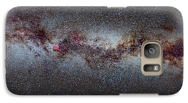 The Milky Way From Scorpio And Antares To Perseus Galaxy S7 Case