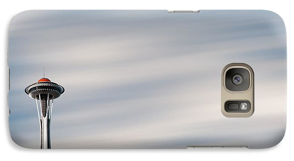 Galaxy Case featuring the photograph The Needle by Brian Bonham