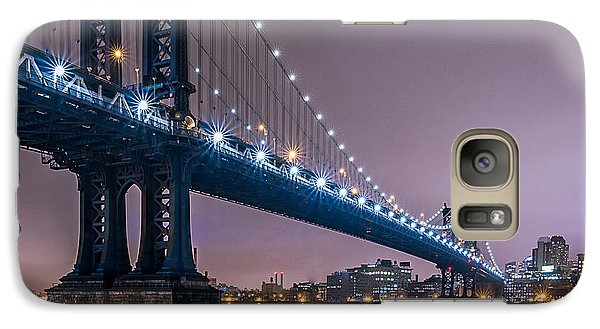 Galaxy Case featuring the photograph The Night B4 Christmas  by Anthony Fields