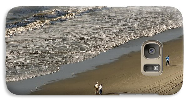 Galaxy Case featuring the photograph The Ocean by Rhonda McDougall
