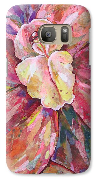 Orchid Galaxy S7 Case - The Orchid by Shadia Derbyshire