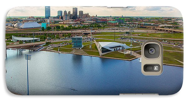 The Oklahoma River Galaxy S7 Case