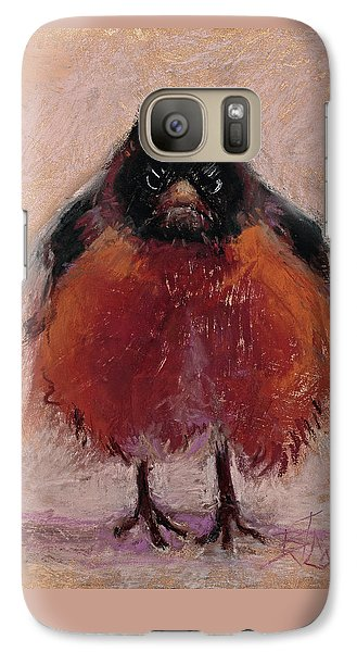 The Original Angry Bird Galaxy S7 Case