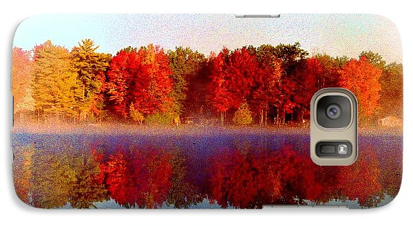 Galaxy Case featuring the photograph The Other Side... by Daniel Thompson