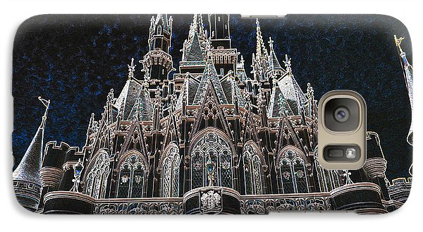 Galaxy Case featuring the photograph The Palace by Robert Meanor