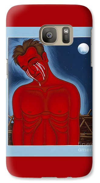 The Passion Of Matthew Shepard 096 Galaxy S7 Case