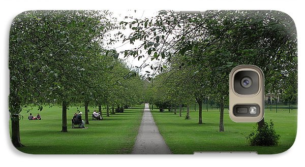 Galaxy Case featuring the photograph The Path Of Least Resistance by Oscar Alvarez Jr
