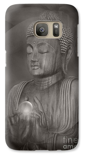 The Path Of Peace Galaxy S7 Case by Sharon Mau