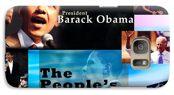The People's President Still Galaxy S7 Case