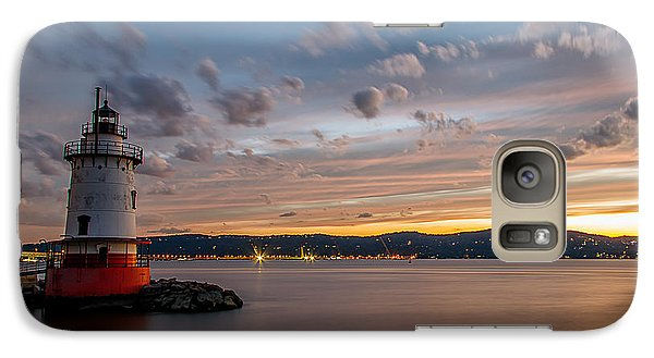 Galaxy Case featuring the photograph The Perfect Time by Anthony Fields