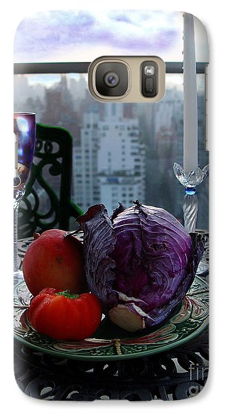 Mango Galaxy S7 Case - The Photographer by Madeline Ellis