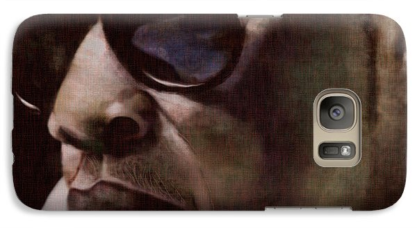 The Pied Piper Of Intrigue - Jay Z Galaxy S7 Case