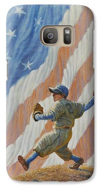 The Pitcher Galaxy S7 Case
