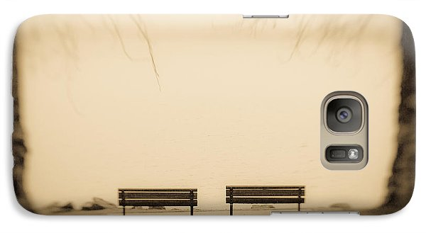 Galaxy Case featuring the photograph The Possibilities by Takeshi Okada