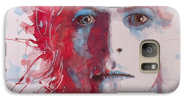 Musicians Galaxy S7 Case - The Prettiest Star by Paul Lovering