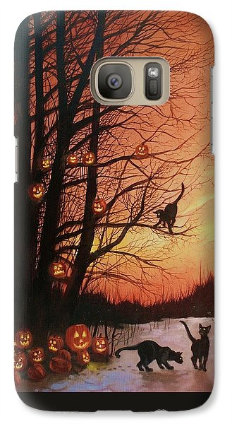 The Pumpkin Tree Galaxy S7 Case