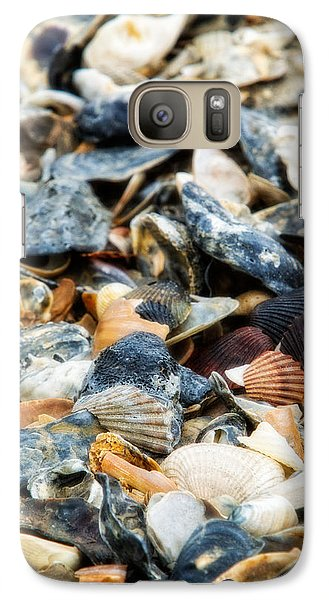 Galaxy Case featuring the photograph The Raw Bar by Joan Davis