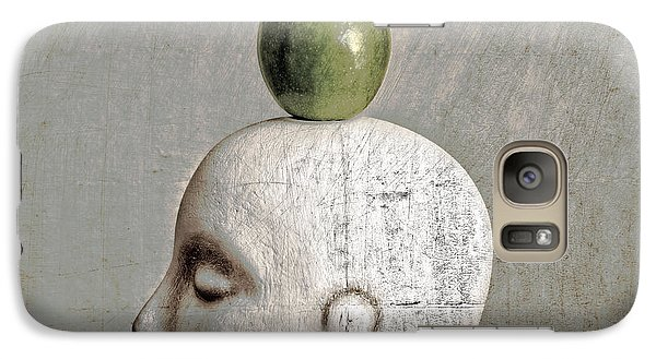 Galaxy Case featuring the photograph The Return Of William Tell by Jeff  Gettis