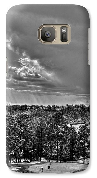 Galaxy Case featuring the photograph The Ridge Golf Course by Ron White