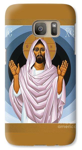The Risen Christ 014 Galaxy S7 Case