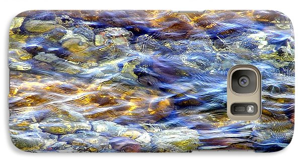 Galaxy Case featuring the photograph The River by Susan  Dimitrakopoulos