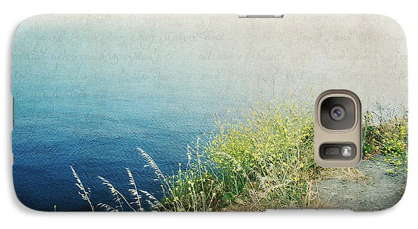 Galaxy Case featuring the photograph The Road Less Travelled by Lisa Parrish