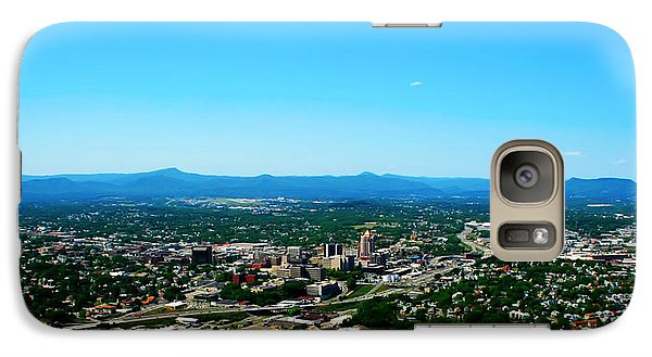 Galaxy Case featuring the photograph The Roanoke Valley by Kara  Stewart