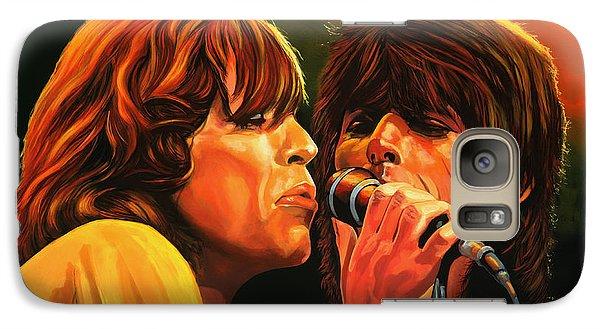 The Rolling Stones Galaxy S7 Case by Paul Meijering