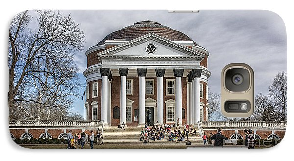 The University Of Virginia Rotunda Galaxy S7 Case