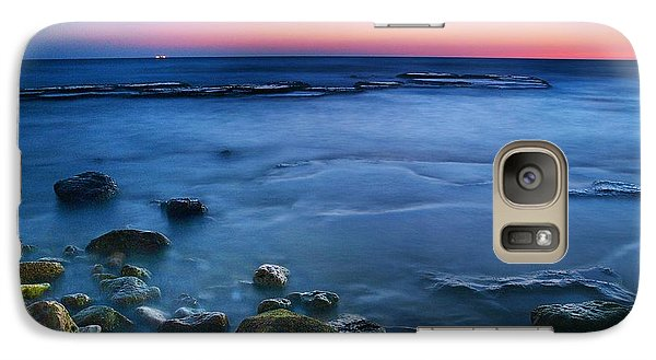 Galaxy Case featuring the photograph The Rustle Of The Waters by Meir Ezrachi
