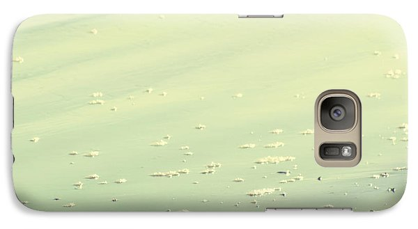Sandpiper Galaxy S7 Case - The Sandpiper by Amy Tyler