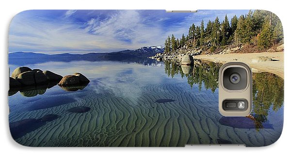 Galaxy Case featuring the photograph The Sands Of Time by Sean Sarsfield