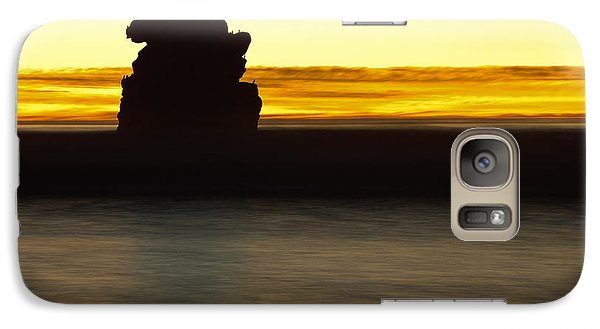 Galaxy Case featuring the photograph The Sentinel by Terry Garvin