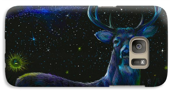 The Serenity Of The Night  Galaxy S7 Case