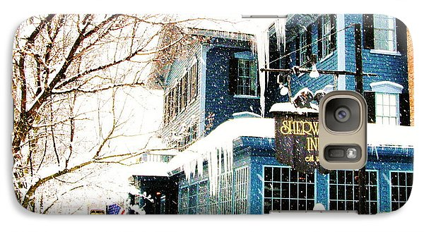 Galaxy Case featuring the photograph The Sherwood Inn by Margie Amberge