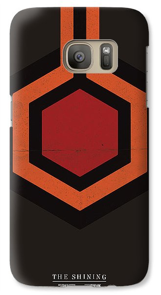 The Shining Galaxy Case by Mike Taylor
