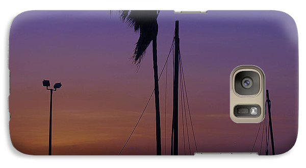Galaxy Case featuring the photograph The Ship by Leticia Latocki