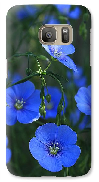 Galaxy Case featuring the photograph The Sky Is Falling by Elizabeth Sullivan