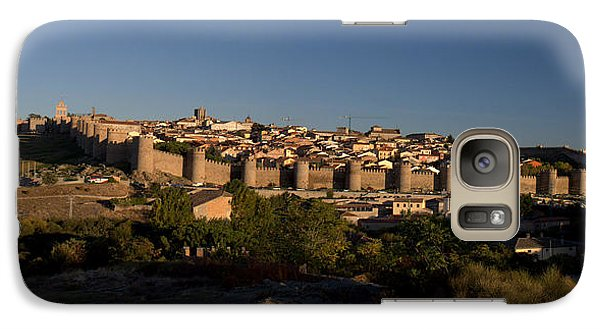 Galaxy Case featuring the photograph The Skyline Of Avila Spain by Farol Tomson