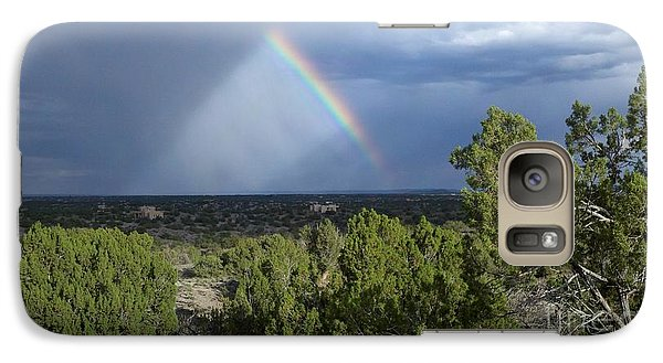 Galaxy Case featuring the photograph The Sky's The Limit by Polly Anna