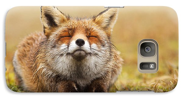 The Smiling Fox Galaxy S7 Case