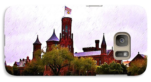Smithsonian Museum Galaxy S7 Case - The Smithsonian by Bill Cannon