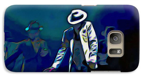 The Smooth Criminal Galaxy S7 Case by  Fli Art