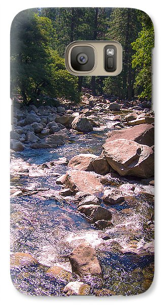 Galaxy Case featuring the photograph The Sound Of Silence by Dany Lison