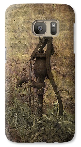 Galaxy Case featuring the photograph The Source by Cynthia Lassiter