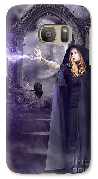 The Spell Is Cast Galaxy S7 Case