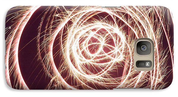 Galaxy Case featuring the photograph The Spins by Xn Tyler