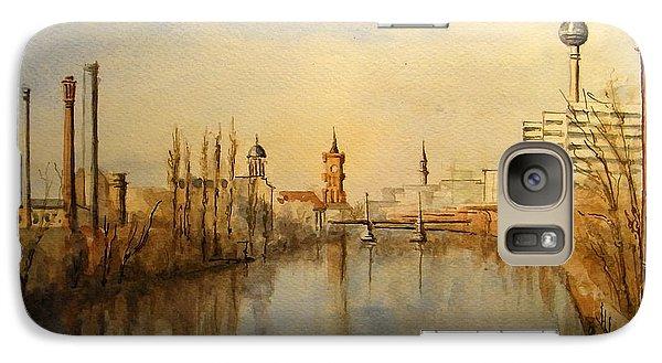 The Spree Berlin Galaxy S7 Case by Juan  Bosco