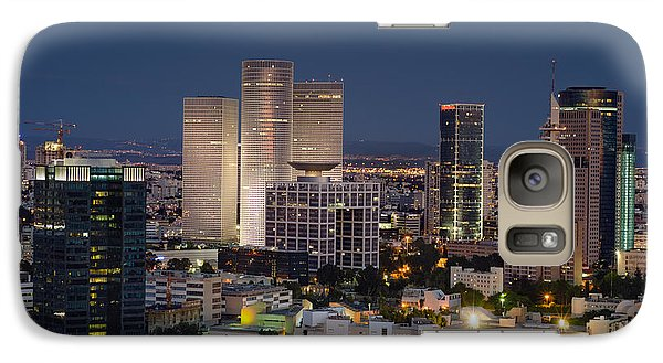 Galaxy Case featuring the photograph The State Of Now by Ron Shoshani