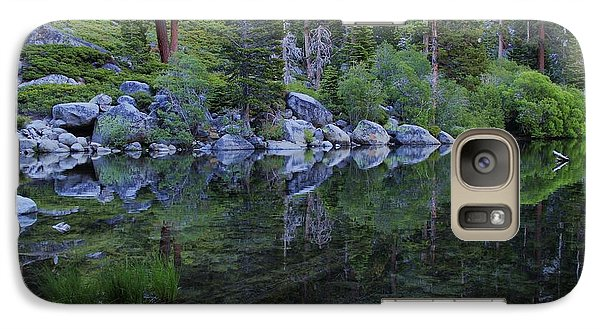 Galaxy Case featuring the photograph The Stillness Of Dawn  by Sean Sarsfield